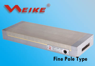 Fine Pole Permanent Magentic Grinding Chuck